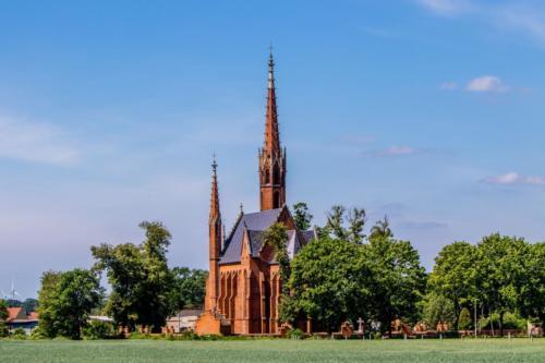 Kościół św. Jana Chrzciciela w Smogorzowie.